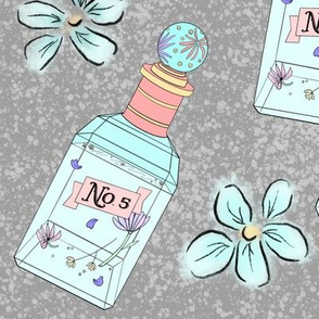 French Floral Perfume