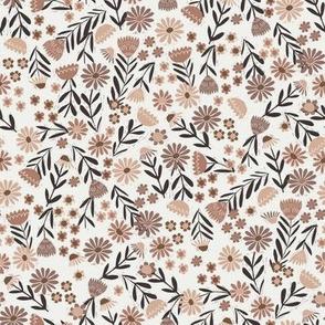 folk flower fabric - dainty feminine flowers - sfx1227,, sfx1321, sfx1213