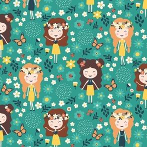 Midsummer girls