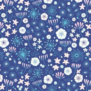Midsummer Daisy Starburst L by Pippa Shaw