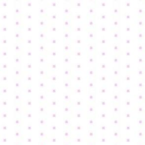 Tiny Square Dots Pink