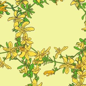 midsummer garland