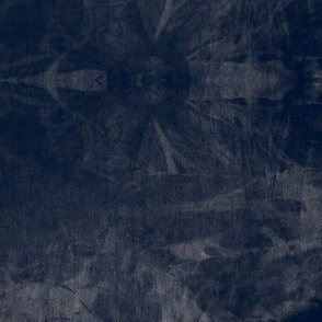 Tie Dye shibori abstract boho night navy blue dark