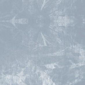 Tie Dye shibori abstract boho winter cool blue