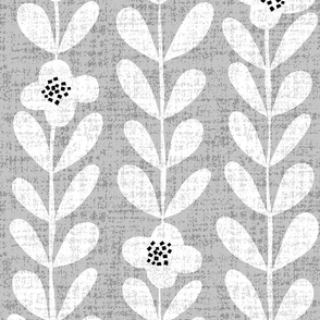 zen garden-gray-jumbo