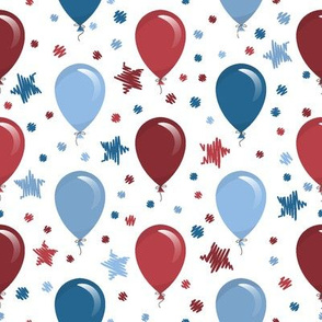 Balloon Celebration | Patriotic
