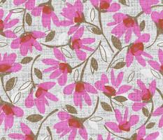 midsummer pink flowers