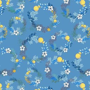 Midsummer blue