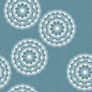 Dandelion XL Blue