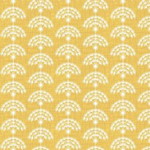 Dandi Stripe  Gold