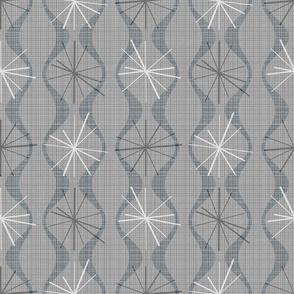 Atomic Starburst Gray