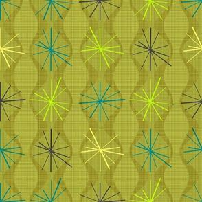 Atomic Starburst Olive