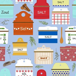 Salt Boxes