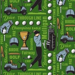 Golf Terms12-Green