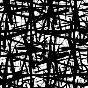Abstract texture LG Black