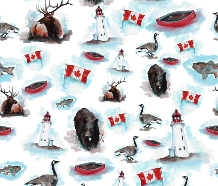 Oh, Canada Day !