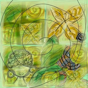 Urban  Summer-Lime