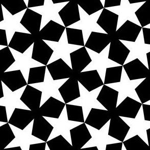 01015894 : S43Cstar : blackandwhite