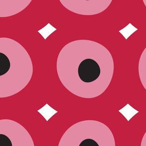 poppy - red