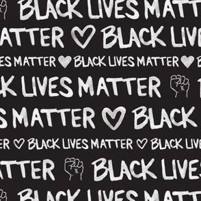 Black Lives Matter (medium)