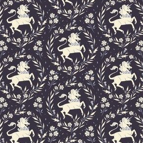 The Stirling Unicorn (Navy - Small)