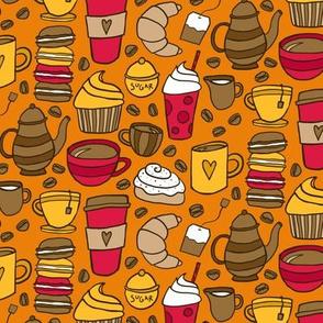 Fall Coffee & Tea