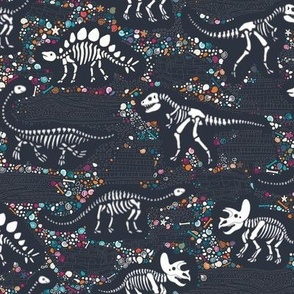 Dinosaur Fossils - Charcoal - Small