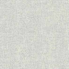 Fingerprints - neutral grey
