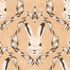 Arctic Hare Jacquard ©Julee Wood