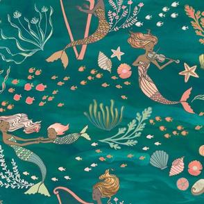 Mermaid Music {Ocean}
