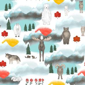 Canada-wild-ones