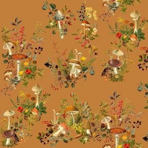 Woodland Foliage Toffee // mini