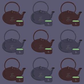 Green Tea Pots