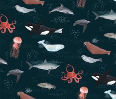 Marine Life - Large