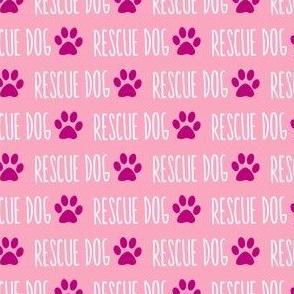 Rescue Dog Tiny Blush