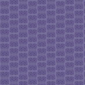 Leaf Veins - Violet