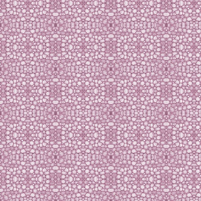 Linnea borealis stem pith cells - Pink