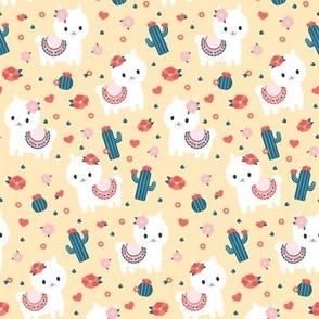 Happy Little Llama