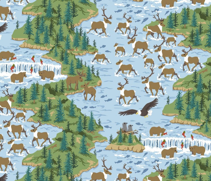 Yukon River Wildlife