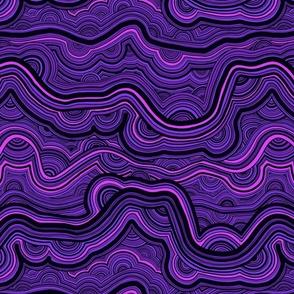 Zenful Malachite—Purple
