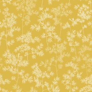 Asparagus Plant Mustard