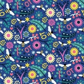 OT Bumbles & Blooms
