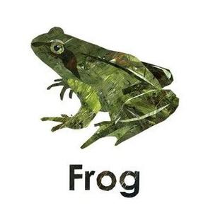 "Frog - 6"" Panel"