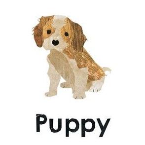 "Puppy - 6"" Panel"