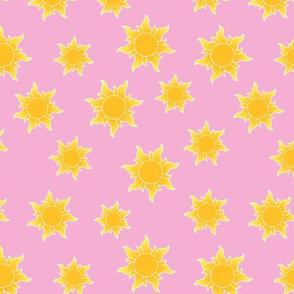 Princess Suns Plain Small