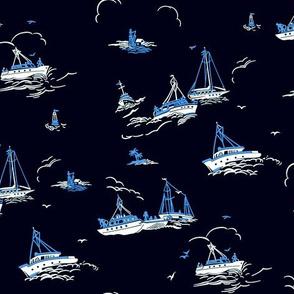 Trolling Boats 1c