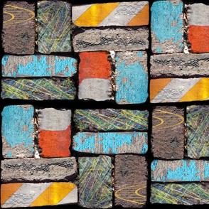 Follow the Urban Brick Road