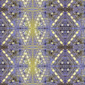 fijian tapa cloth 45a