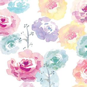 Rose Blossom Medium