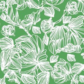Green Fleurs 2
